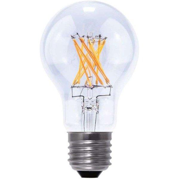 Segula LED VINTAGE Glühlampe 8W 720lm Klar E27 A
