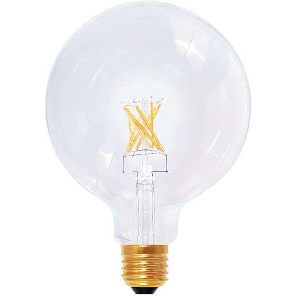 Ampoule globe LED E27 8W 922 G125 à filament (50286)