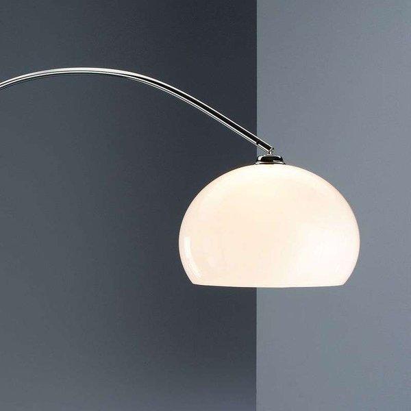 ACTION Bow 329401010000 Stehlampe LED E27 60 W EEK: abhängig v. Leuchtmittel (A++ - E) Silber