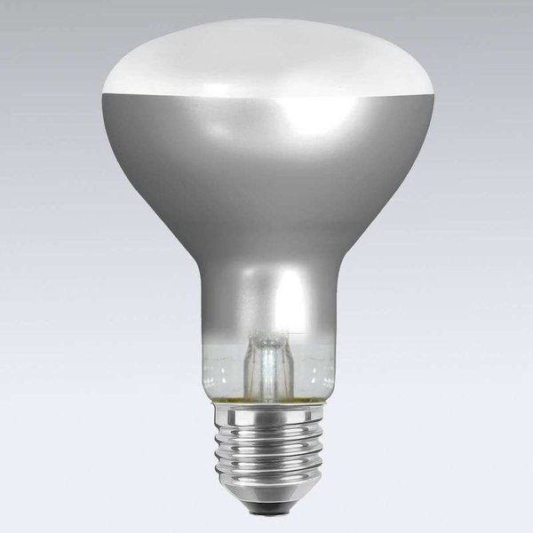 Lampe LED à réflecteur E27 8W R80 int variable