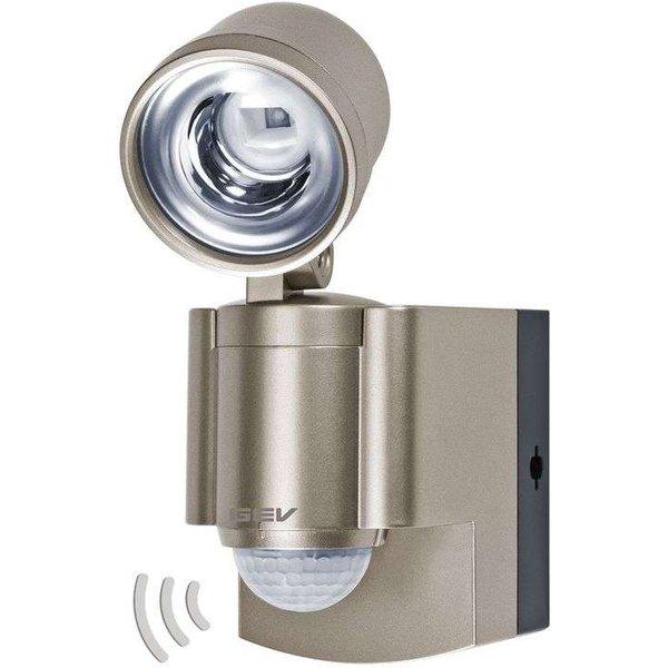 LED-Strahler LLL 140 m. Bew. batteriebetrieben