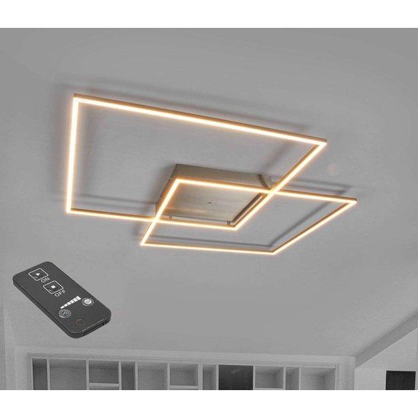 Leuchtstarke LED-Deckenlampe Mirac
