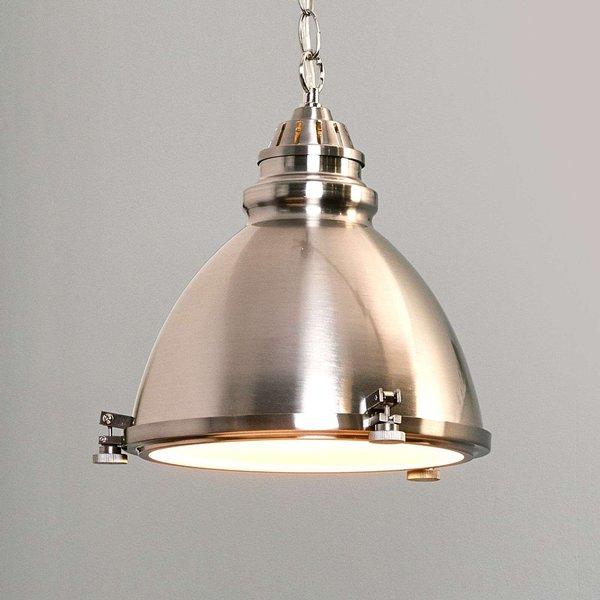 Kalen - industrially-designed hanging light (1294SS)