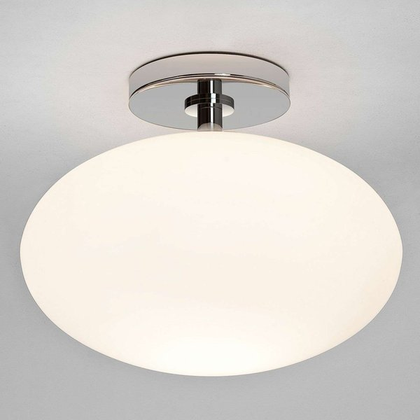 Zeppo Bathroom Ceiling Light Oval IP44 (ASTR-1176001)