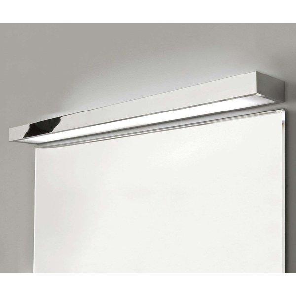 Tallin 1200 Bathroom Wall Light Elegant Chrome