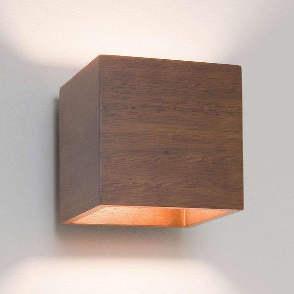 Astro 1067001 Cremona Walnut Wooden Wall Light