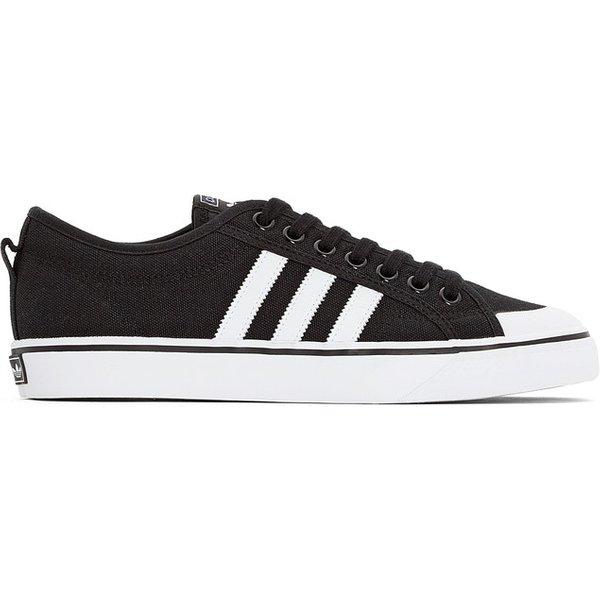 Adidas - Nizza Core Black/FTW White/FTW White - Sneaker