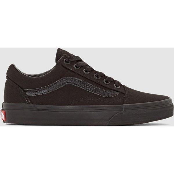 Vans – Old Skool – Schwarze Sneaker, VD3HBKA
