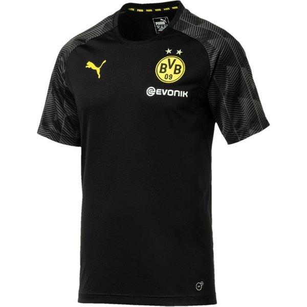 Maillot Pré-Match Borussia Dortmund Noir