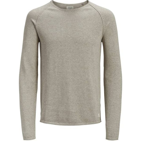 JACK & JONES Pull, Regular Fit, manches longues S homme