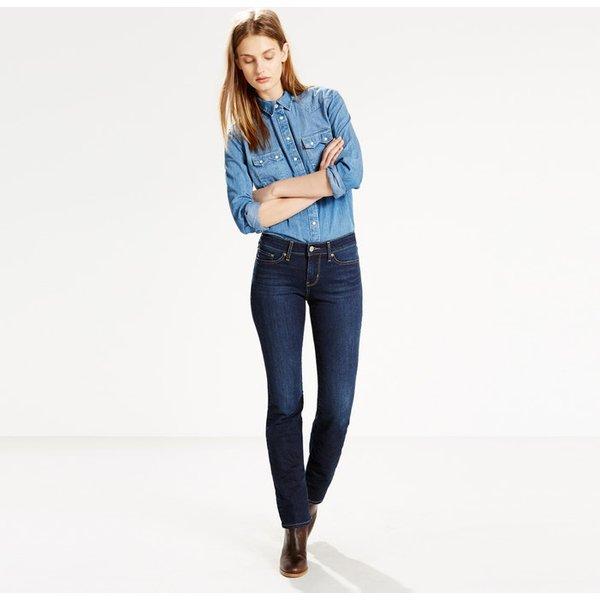 Levi's 712 Slim - Jean pour Femme - Bleu