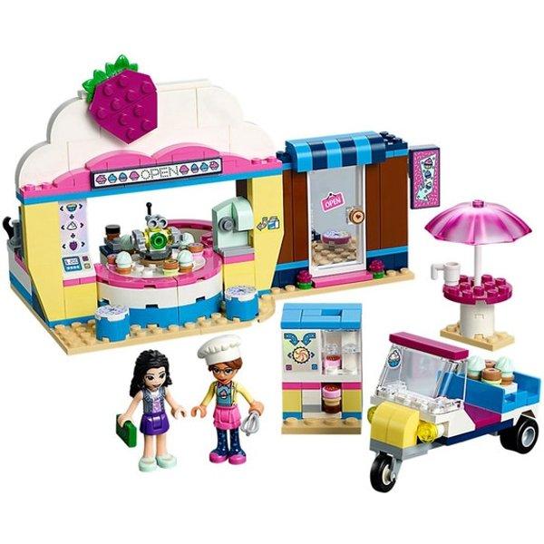 41366 Friends Olivias Cupcake-Café, Konstruktionsspielzeug