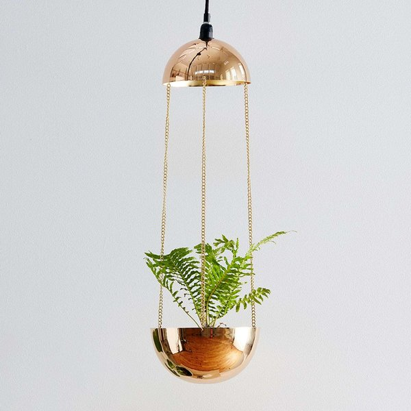 Extraordinary hanging light Grow, for decoration
