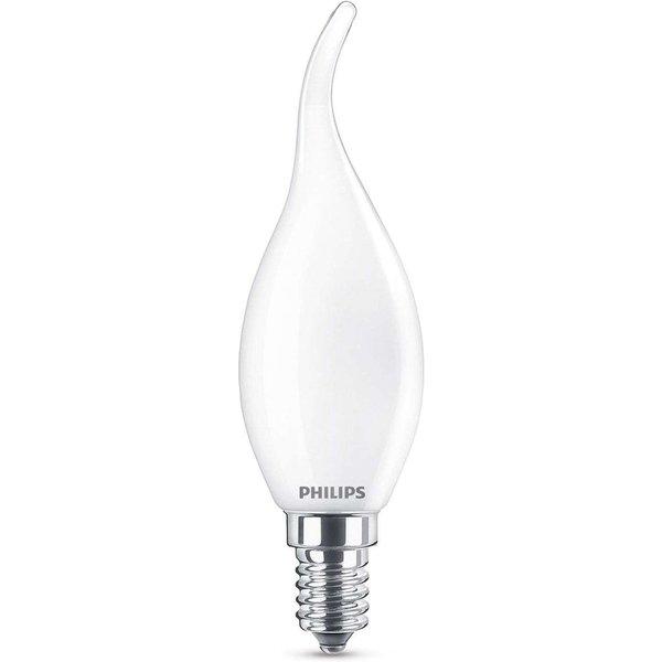 Philips LED classique 25W BA35 E14 WW FR ND SRT4 Éclairage