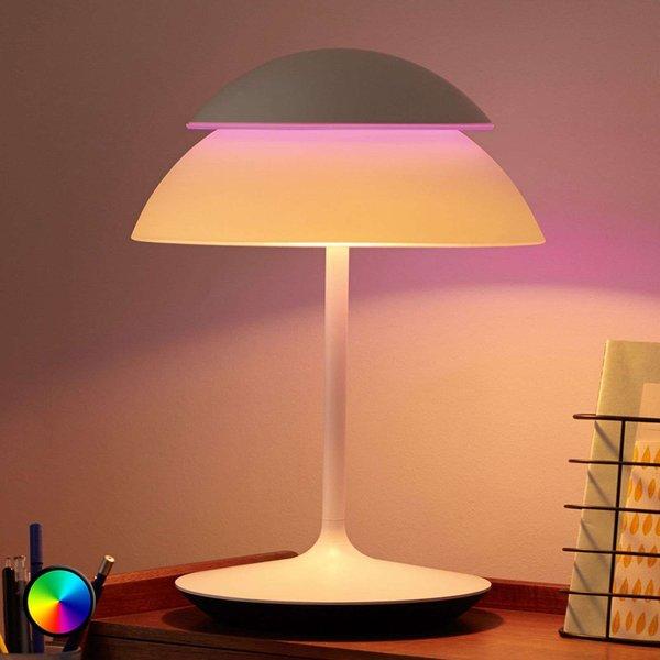 Pack Simple Lampe à poser Philips Hue Beyond