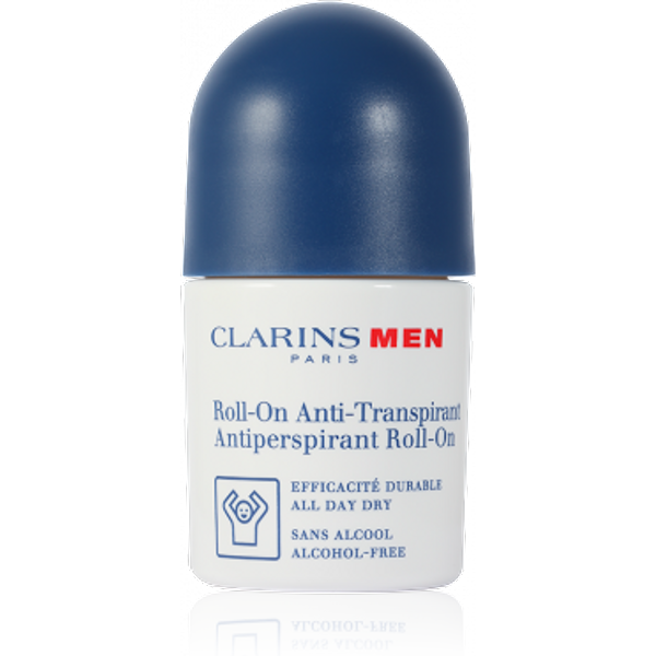 Clarins Déo Roll-on Antiperspirant 50 ml homme
