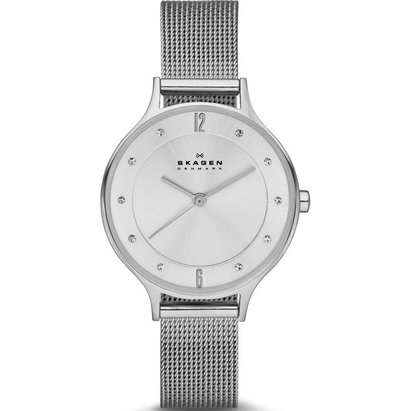 Skagen Ladies Anita Stainless Steel Bracelet Watch SKW2149