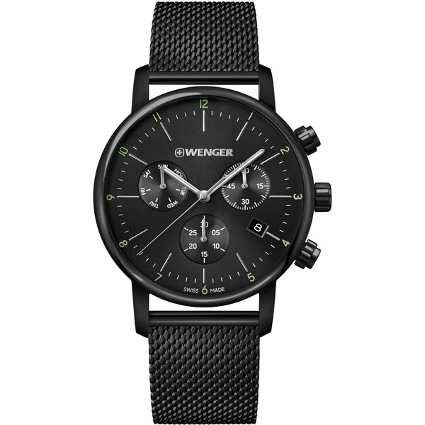 Wenger Watch Urban Classic Chrono Mens