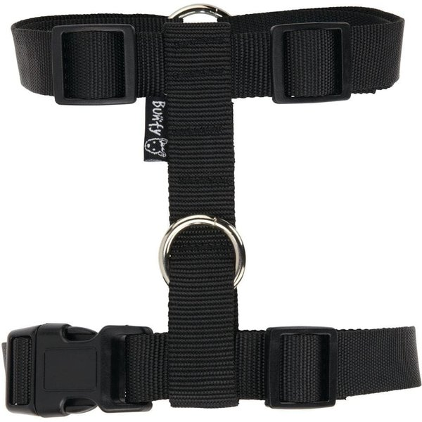 Bunty Adjustable Nylon Harness Vest Black/Small
