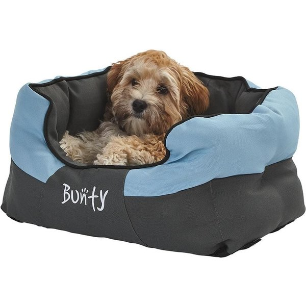 Bunty Anchor Waterproof Dog Bed Blue/Small