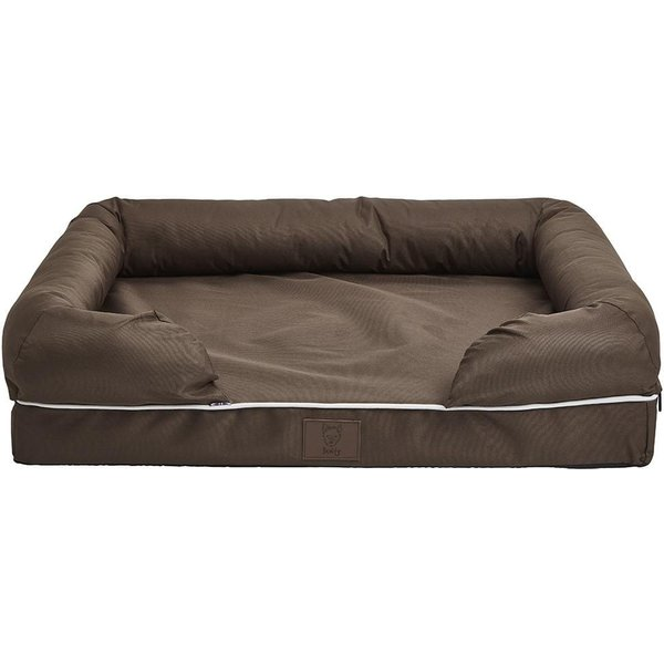 Cosy Couch Mattress Dog Bed Brown/Medium