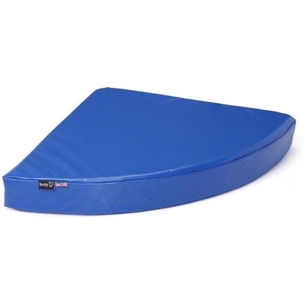 Bunty Outback Hard-Wearing Corner Bed Blue/Medium