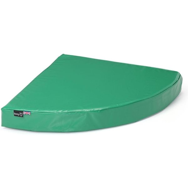 Bunty Outback Hard-Wearing Corner Bed Green/Small