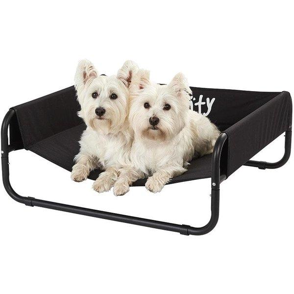 Bunty Raised Dog Bed Elevated Dog Pet Bed Medium