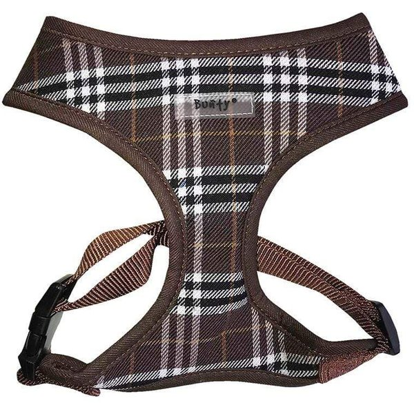 Bunty Harris Collection Harness Brown/Large