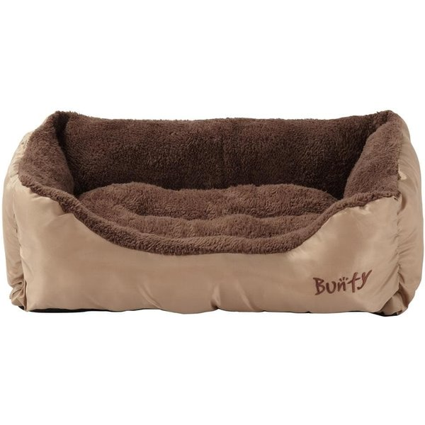 Deluxe Soft Washable Dog Pet Bed Cream/Small