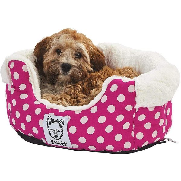 Bunty Deep Dream Bed Pink/Small