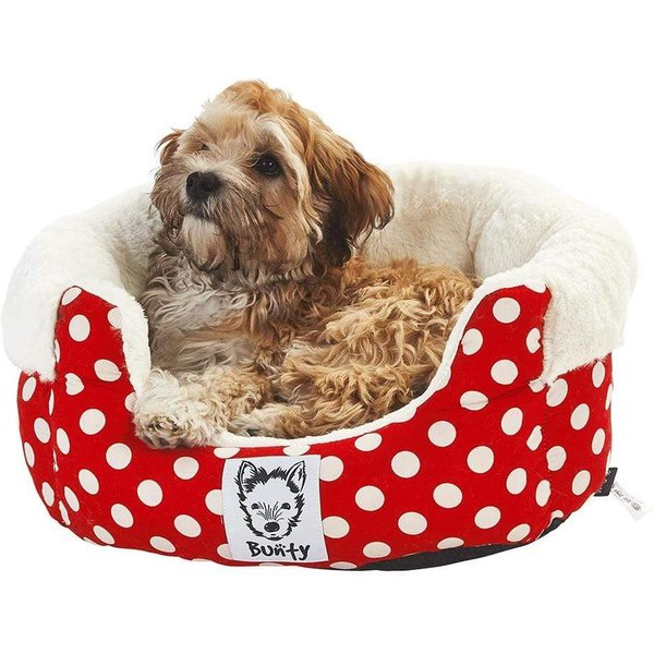 Bunty Deep Dream Bed Red/Small