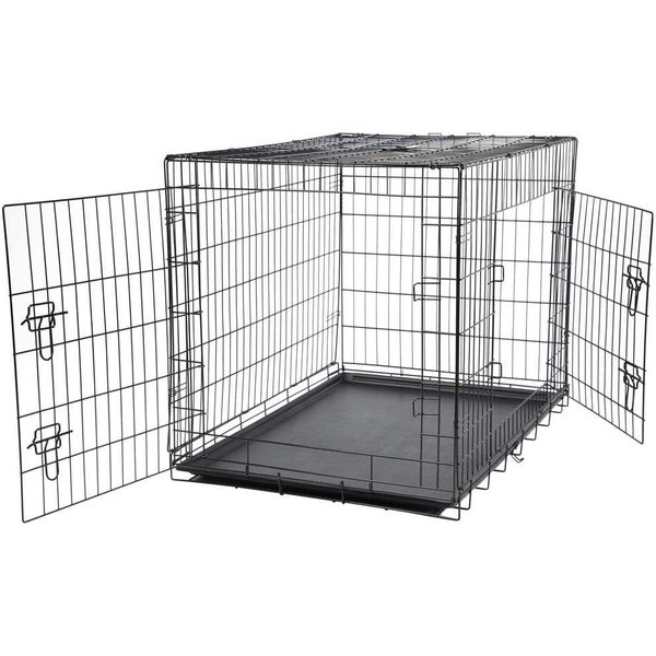 Bunty Metal Dog Cage Carrier Basket X-Small