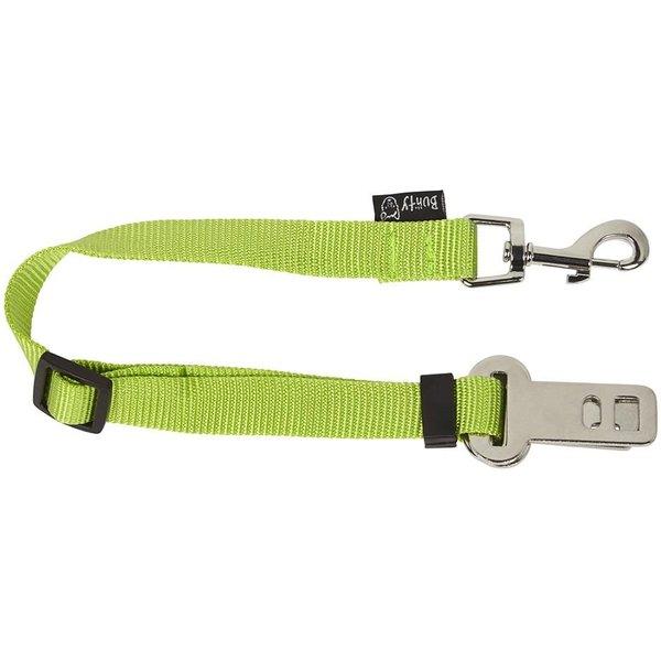 Safety Travel Seat Belt Restraint Harness Clip Green