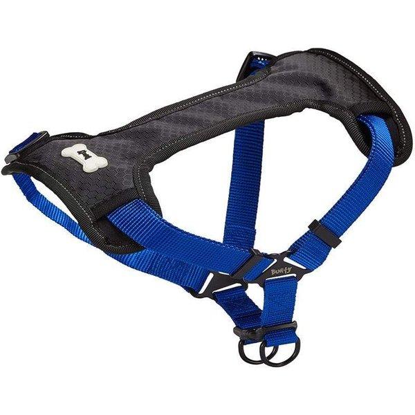 Bunty Strap'N' Stroll Harness Blue/Medium