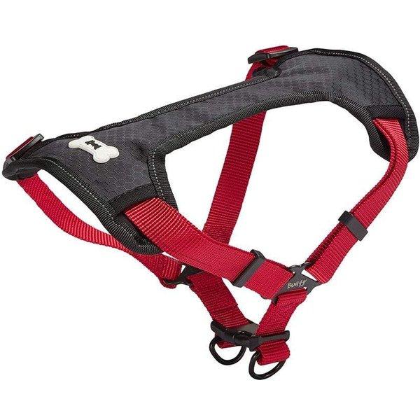 Bunty Strap'N' Stroll Harness Red/Small