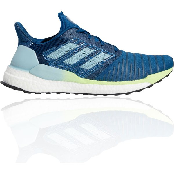 Probar Contratista Componer  adidas Solar Boost Mens Running Shoes in Blue - Batzo Price Comparisons