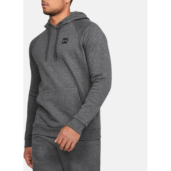 Under Armour Rival Fleece Pull Over Hoodie - AW19