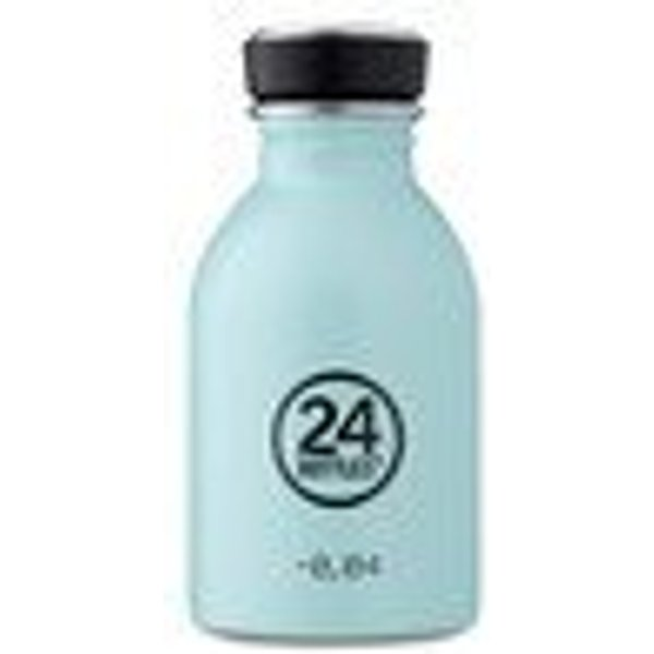 24BOTTLES Bouteille Urban Cloud Blue (Bleu, 0.25 l)