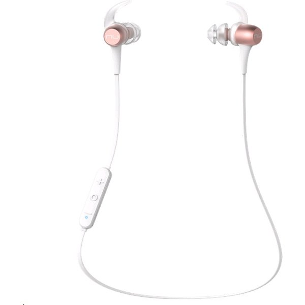 3. Optoma NuForce BE Sport3 Wireless Bluetooth In-ear Headphones - Rose Gold: £56.99, eGlobal Central
