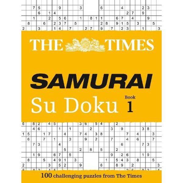 The Times Samurai Su Doku
