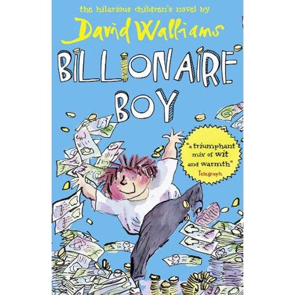 Walliams, David: Billionaire Boy