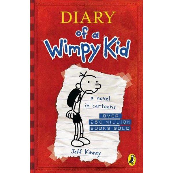 Kinney, Jeff: Diary of a Wimpy Kid 01
