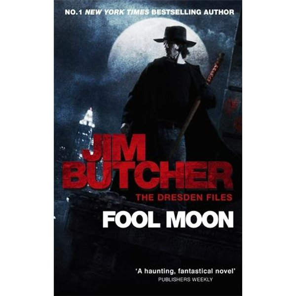 Fool Moon: The Dresden Files, Book Two: 2 (Paperback)