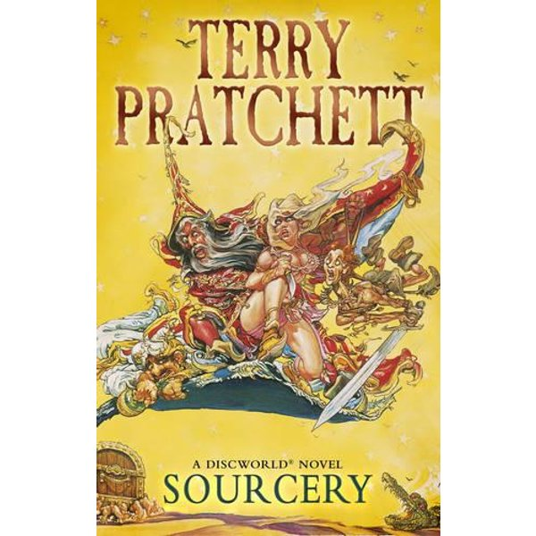 Sourcery Terry Pratchett