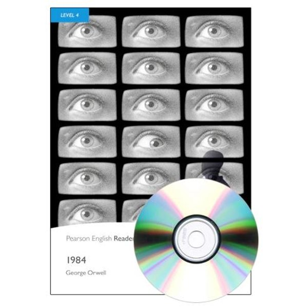 Level 4: 1984 Book and MP3 Pack