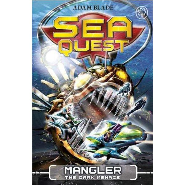 Mangler the Dark Menace Adam Blade