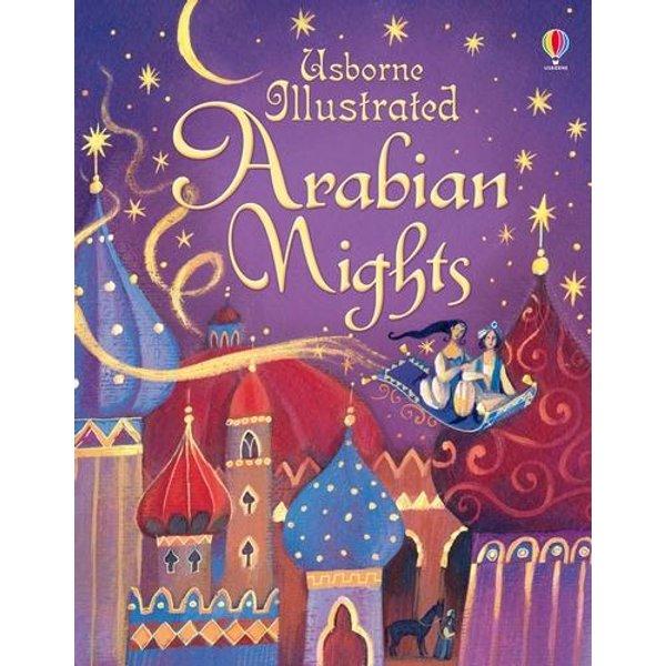 Illustrated Arabian Nights Anne-Marie Labrunie