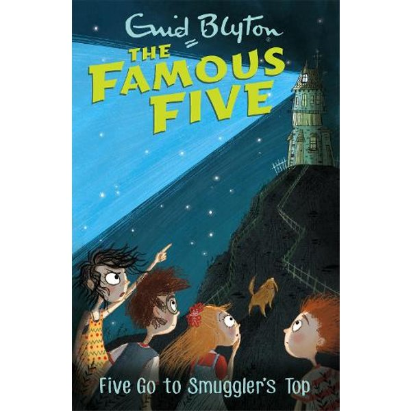 Famous Five Five Go To Smugglers Top