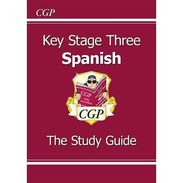 Ks3 Spanish Study Guide (Paperback)
